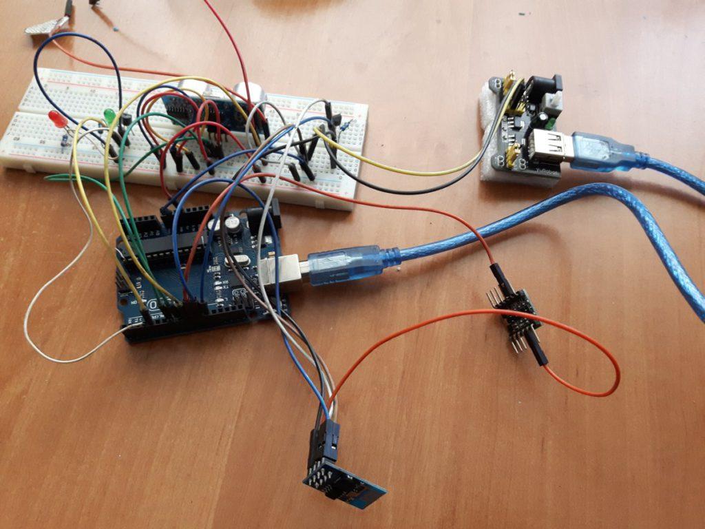 Arduino + Esp8266